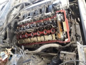 капитальный ремонт двигателя москва