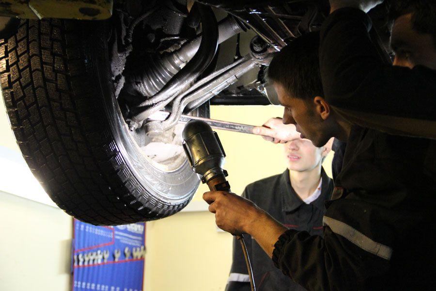 Диагностика и ремонт подвески в южном бутово